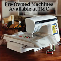 Pre-Owned Machines Available at H&C